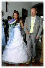nevěsta s tatínem