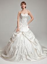 svadobné šaty zo zahraničia zpredu