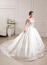 svadobné šaty zo zahraničia