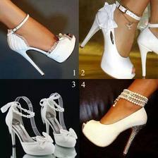 svadobné topánky - samozrejme jedničky