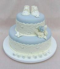 po svadbe,prichádzajú na rad aj krstiny ;) poprípade skôr :)