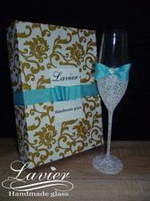 svadobné poháre ( www.lavier.sk )