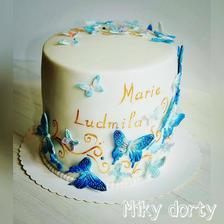 nápad na svadobnú tortu