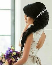 svadobný účes