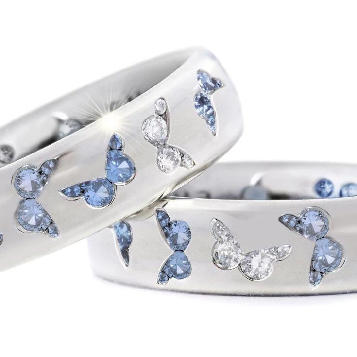 Svadba inšpirovaná krásou motýľov - Obrázok č. 148