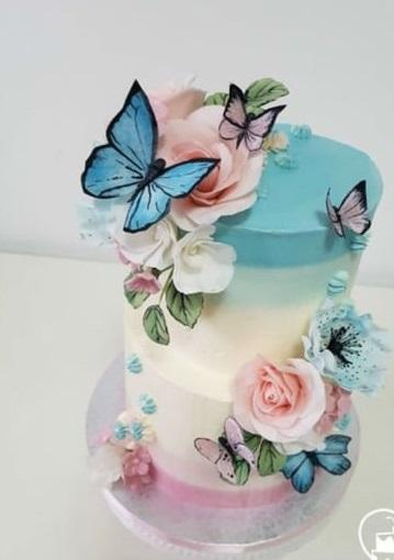 Svadba inšpirovaná krásou motýľov - Obrázok č. 149