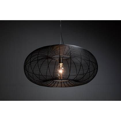 Ahoj, máte někdo toto světlo? ETH Cosmo Steel Big. Zajímalo by mě, jak prakticky vypadá, jako světlo nad jídelní stůl. Jaké dělá na stole světlo :) - Obrázek č. 1