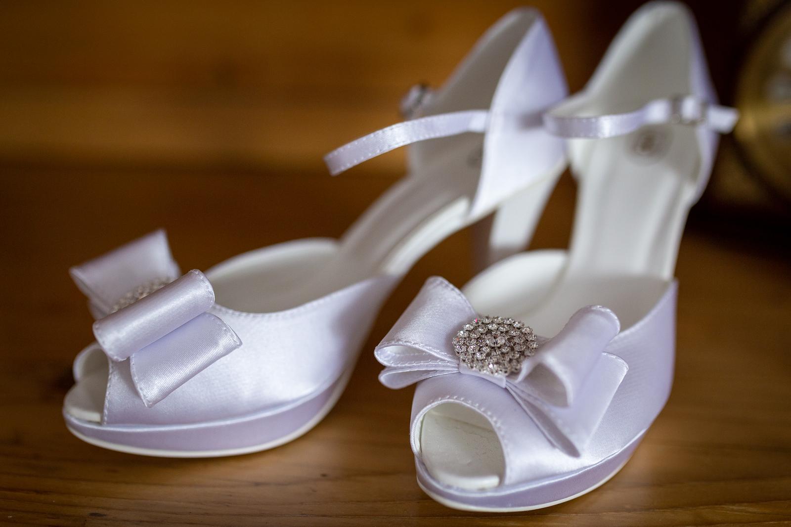 Svadobná obuv - Obrázok č. 1