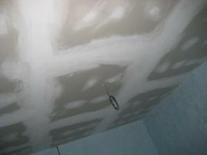 a máme nový strop