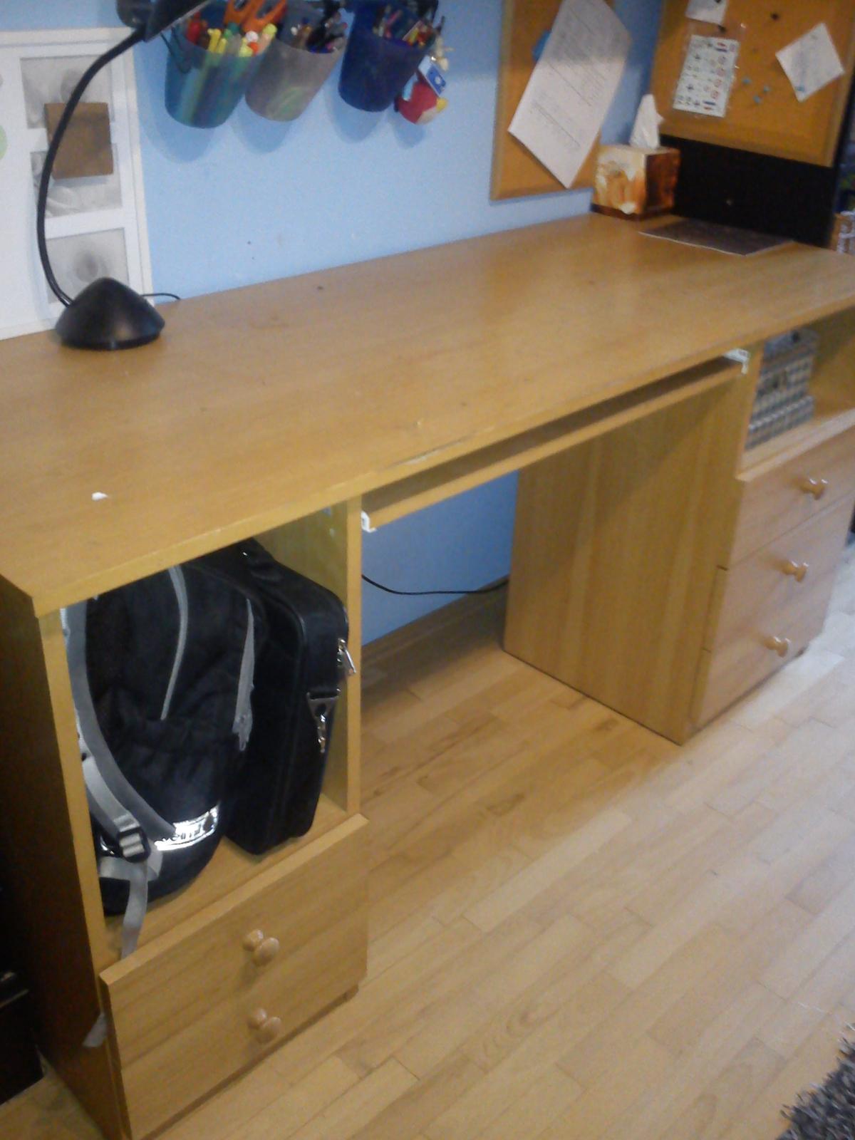 písací stolík - Obrázok č. 1