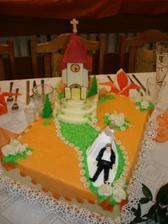 tak a to je nasa torticka c.2,takto sme si ju predstavovali a vdaka tiez tetuske za pomoc a pracu