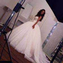 Nádherné šaty..ako pre princessu :) Páčia sa?