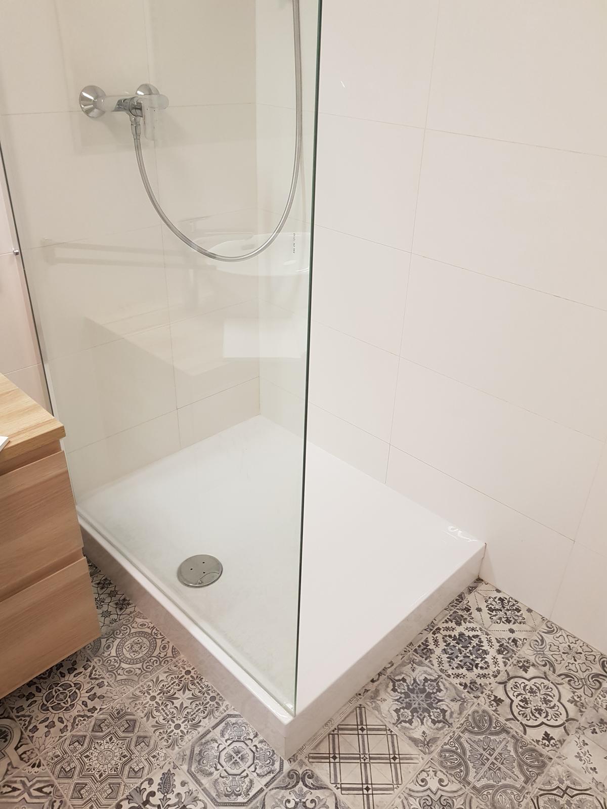 Sklo do sprchy - Obrázok č. 1