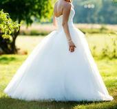 Luxusné svadobné šaty MoriLee, 34