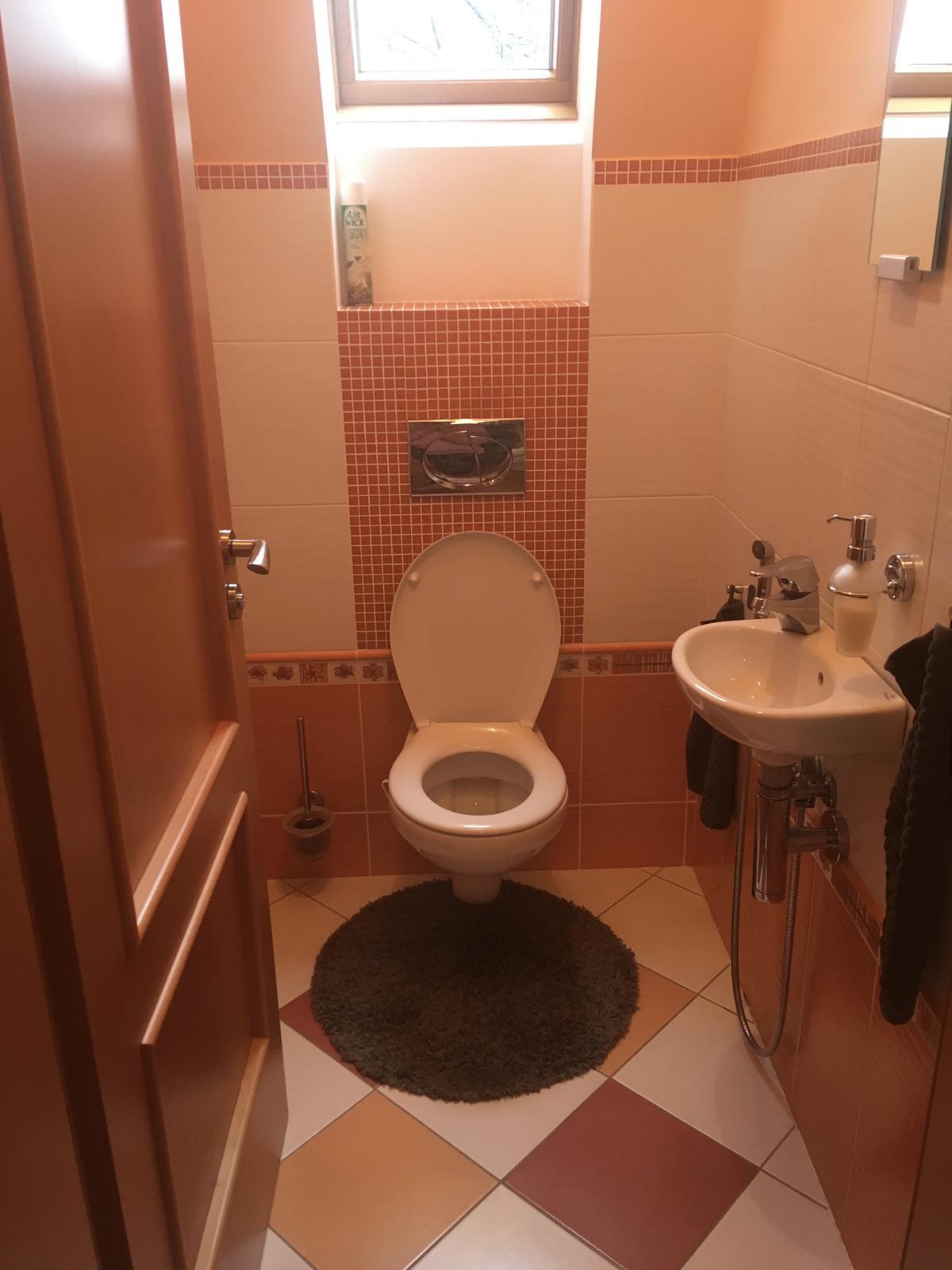 Kosmetické úpravy 17 let starého WC