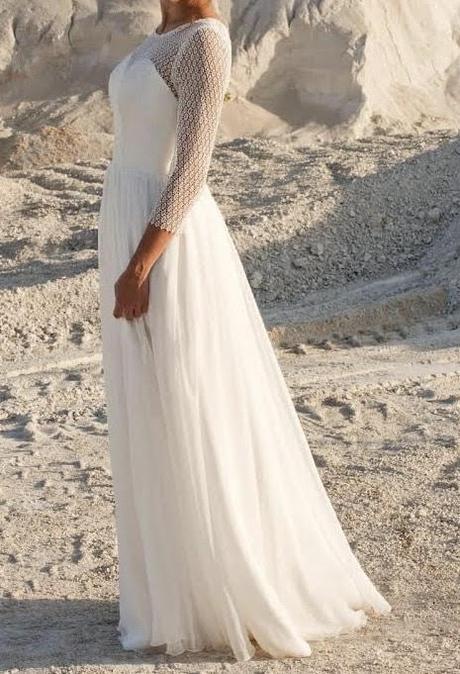Ľahulinké svadobné šaty - Obrázok č. 1