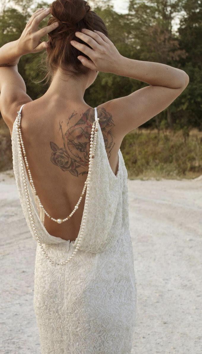 svadobné alebo popolnočné šaty - Obrázok č. 1