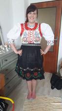 Moj kroj z Maleho Sarisa :)