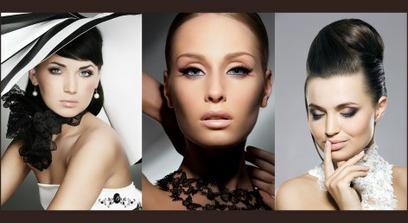 krásny makeup :)