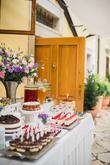 Foto: AlafetaPhoto. Priestory, catering, candy bar, výzdoba: www.castel.sk