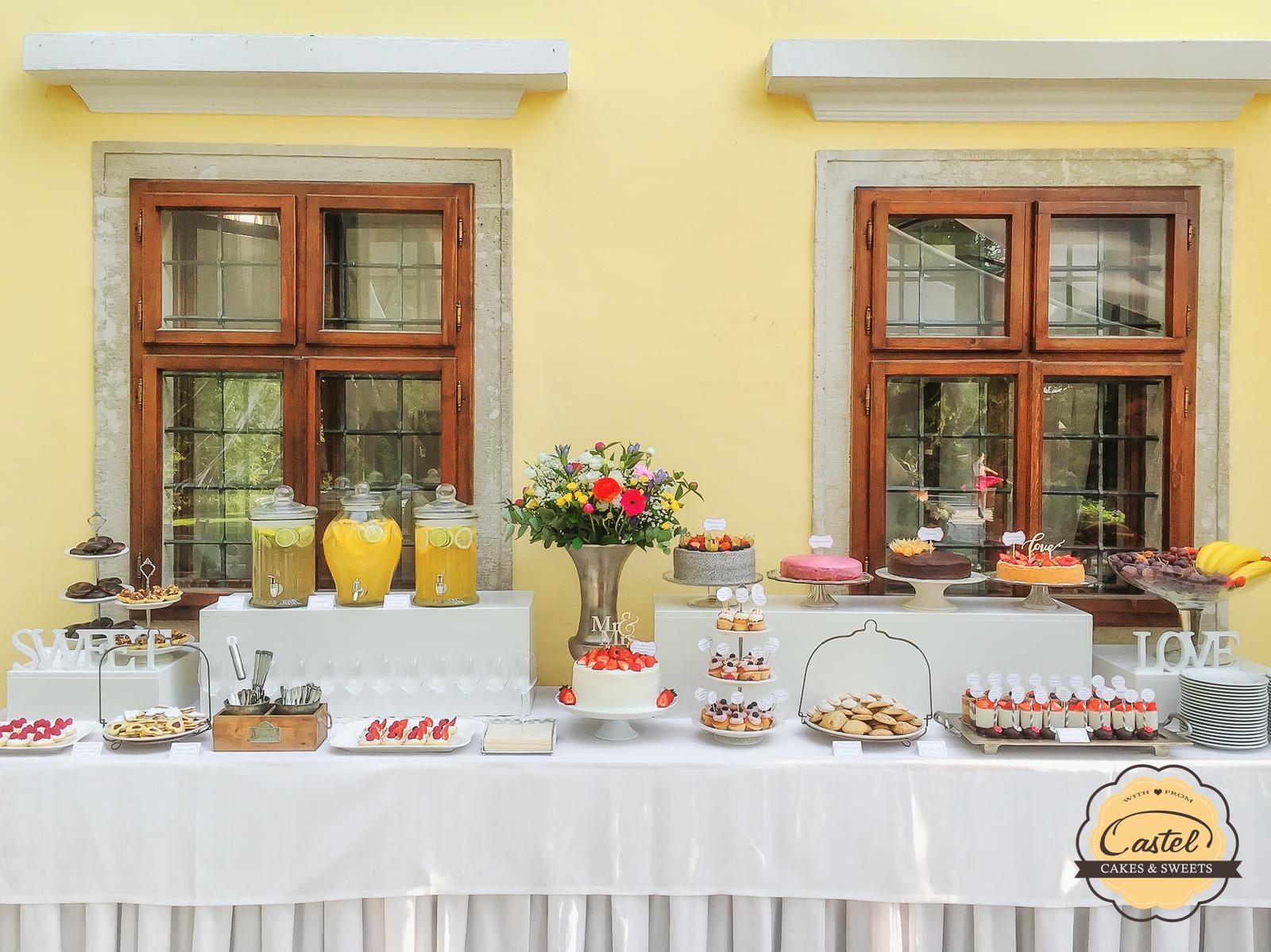 Candy Bar - Realizácia: http://castel.sk