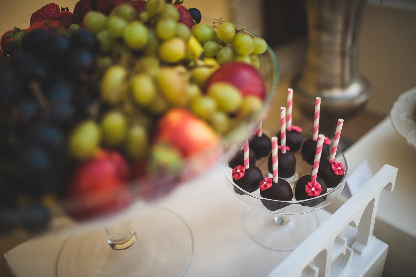 Candy Bar - Foto: www.remember.sk. Candy Bar: www.castel.sk