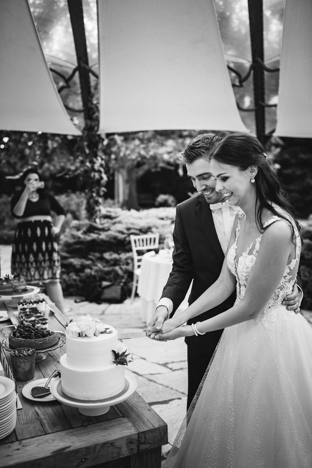 Svadobné torty - Foto: https://ivanbustor.com/. Realizácia: www.castel.sk