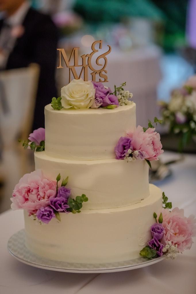 Svadobné torty - Obrázok č. 168