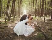 Svadobné šaty 36 - 38, 36