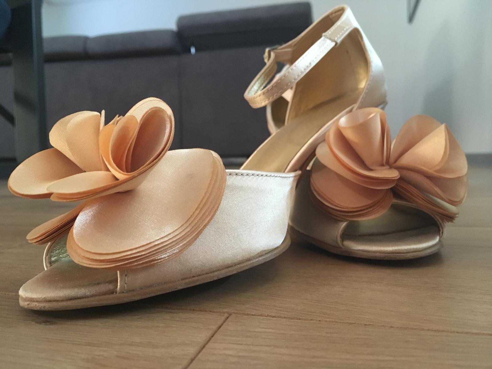 Tanečné sandálky z popelkateam - Obrázok č. 1