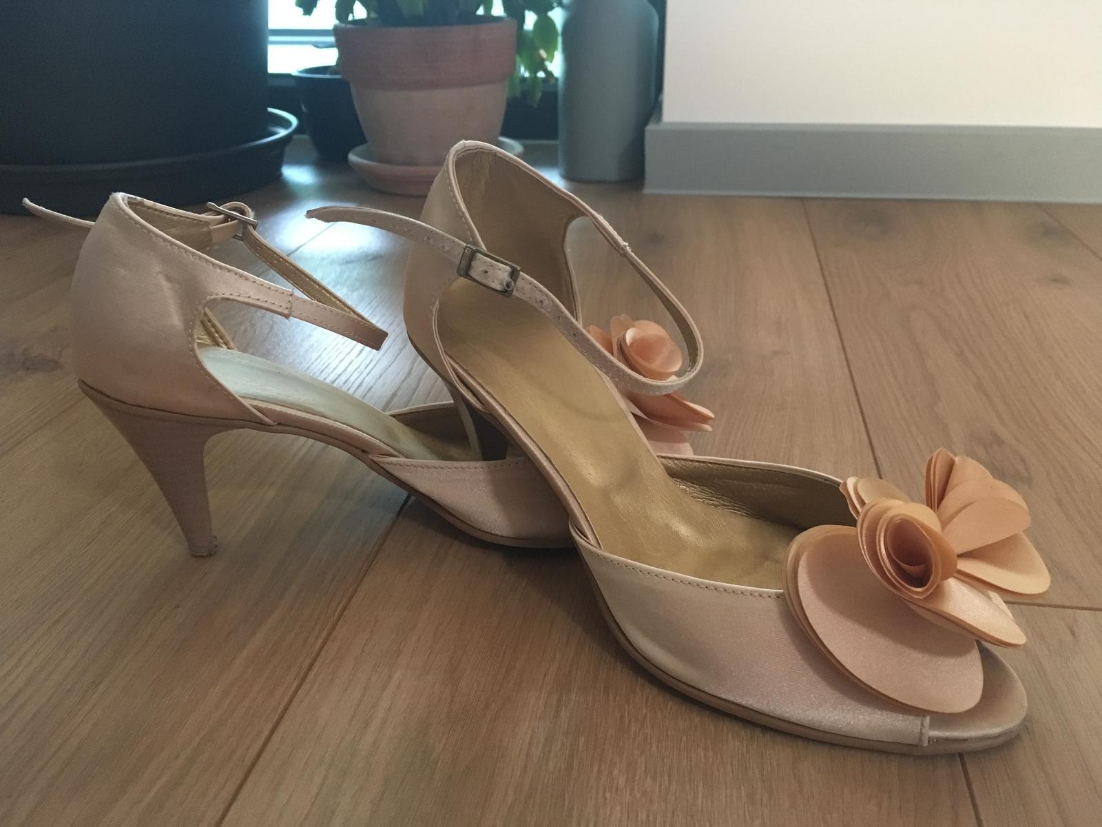 Tanečné sandálky z popelkateam - Obrázok č. 2