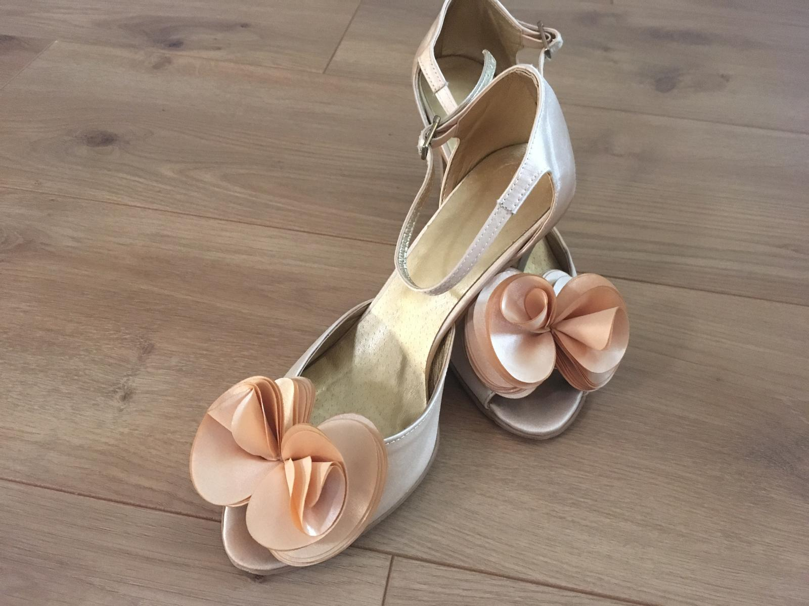 Tanečné sandálky z popelkateam - Obrázok č. 3