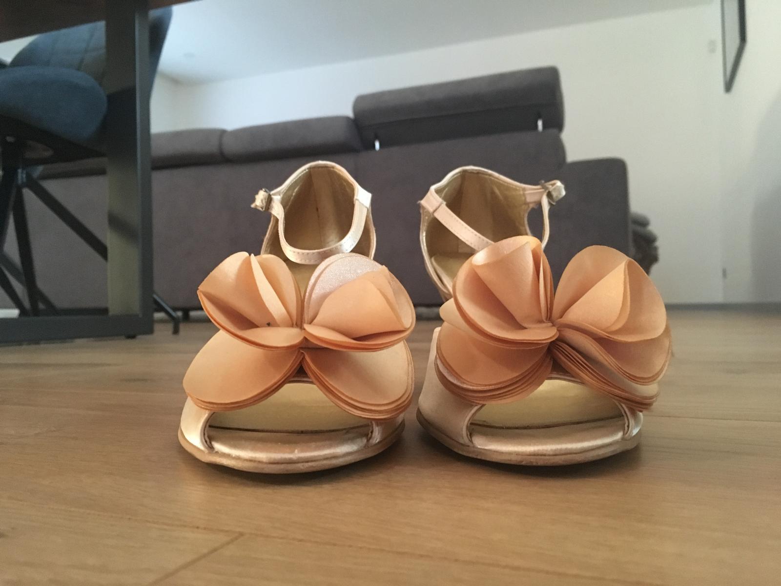 Tanečné sandálky z popelkateam - Obrázok č. 4
