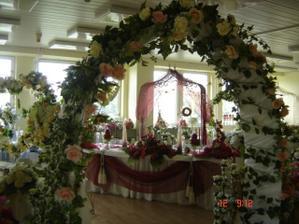 svadba bude von pod takouto slavobranou