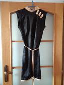Spoločenské šaty krátke kimono, 38