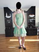 Krátke spoločenské šaty, 34