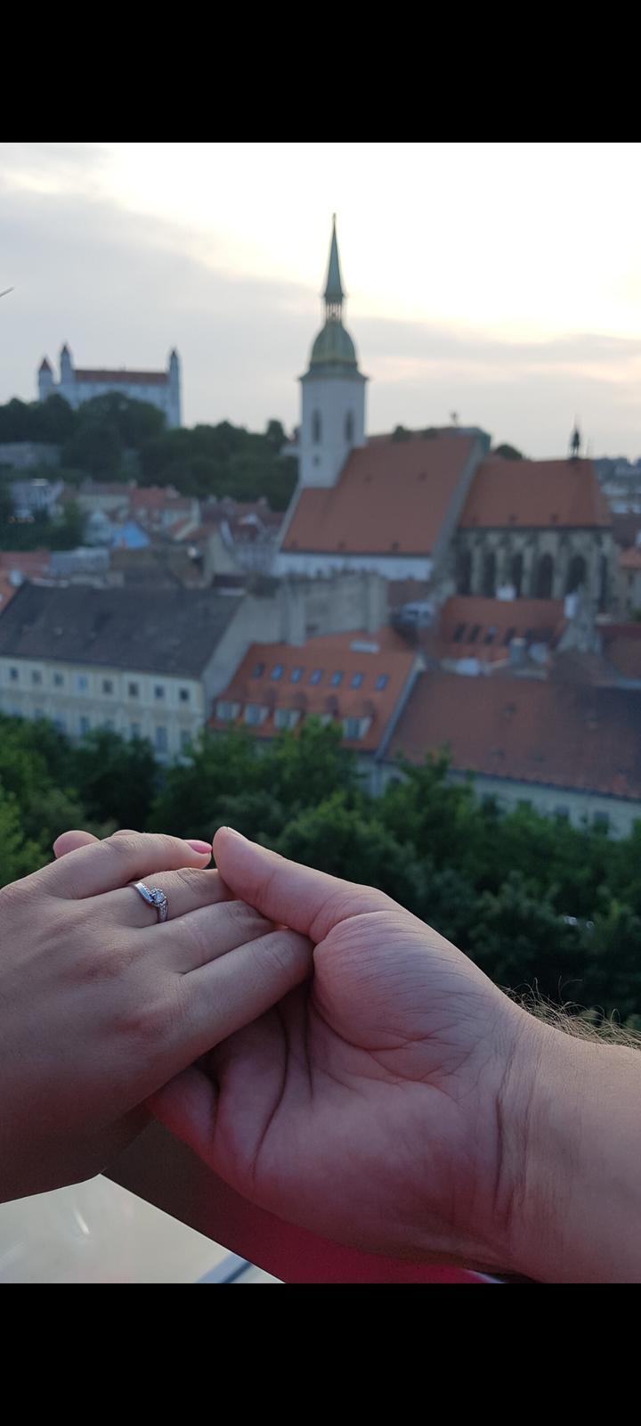 My sme sa zasnúbili... - Obrázok č. 1