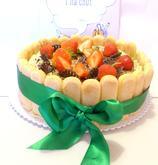 dort tiramisu s ovocem