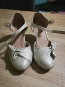 Dívčí boty na podpatku, 32