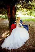 Svadobné šaty PRONOVIAS LEONIE, 34