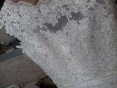 Svadobné šaty nenosené , 38