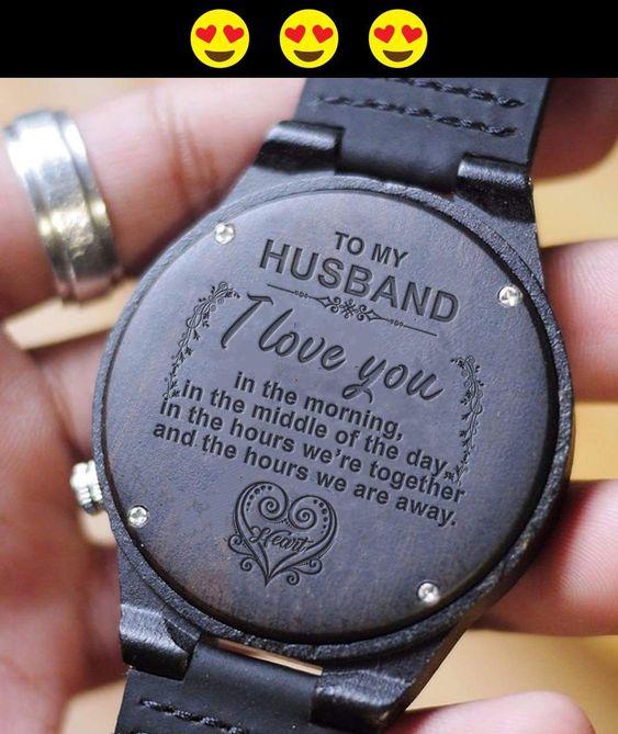 Predstavy - Dar pre budúceho manžela.