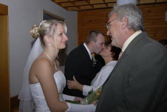 požehnání rodičů ženicha
