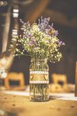 Vázičky na květiny (6ks),