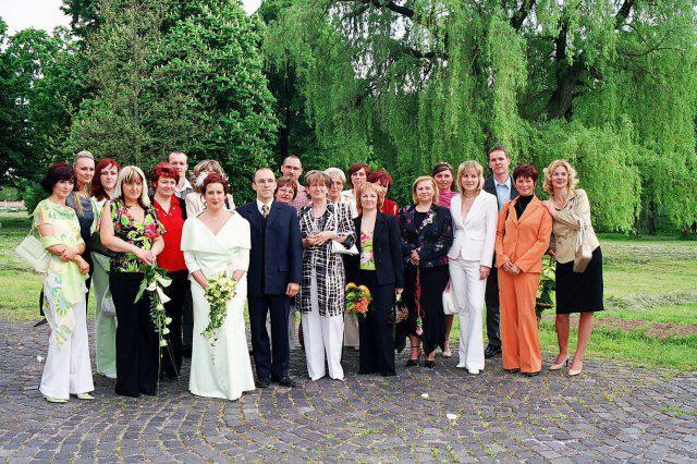 Miki{{_AND_}}Miki - ja a svadobčania -  moji milí kolegovia