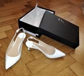 Kvalitné ručne šité topánky z talianskej kože, 38
