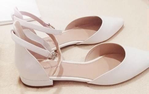 ❤ 5.9.2020 ❤ - Svadobné topánky č. 2 ❤