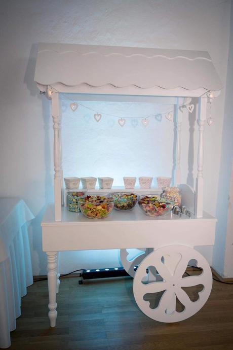 Prenájom candy bar vozíka - Obrázok č. 1