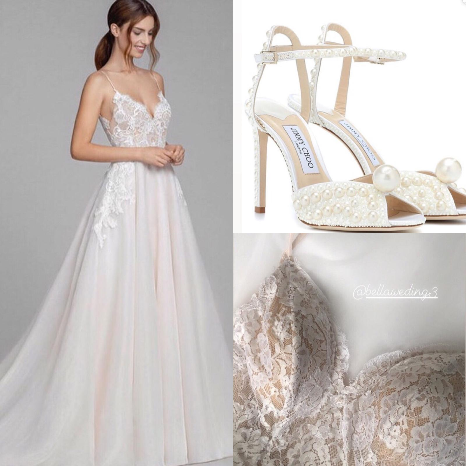 Svadobné šaty - naša práca - Obrázok č. 1