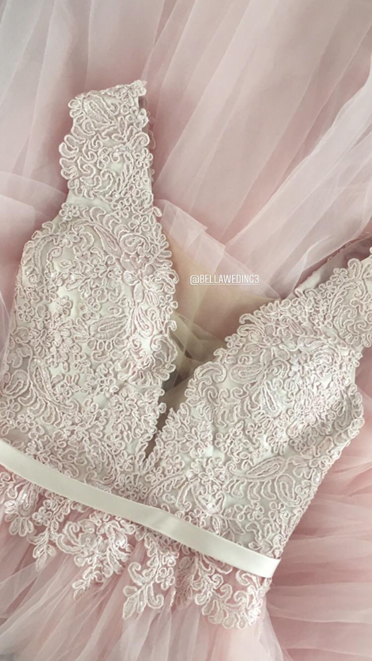 Pink model svad.šiat 38/40 - Obrázok č. 3